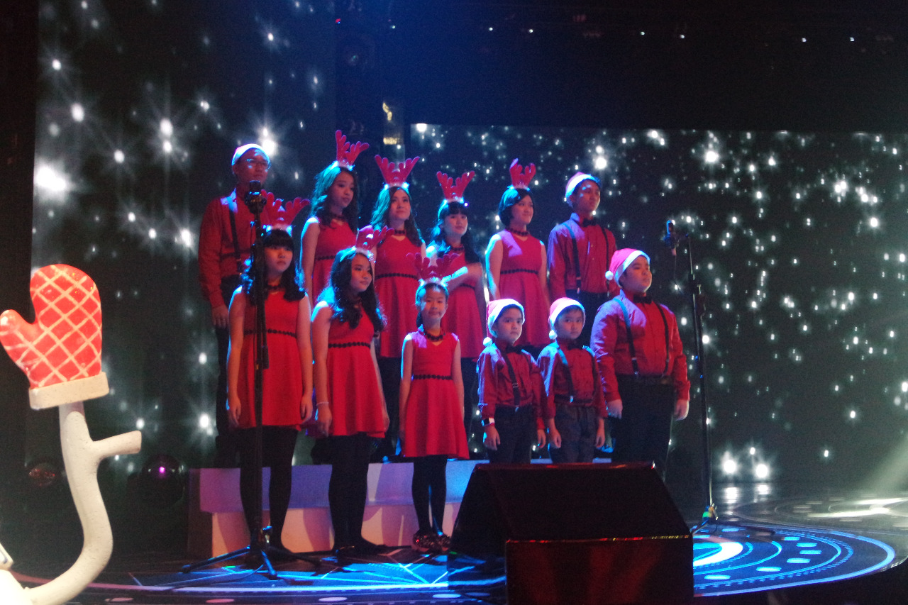 Choir Natal MNC Group 2017