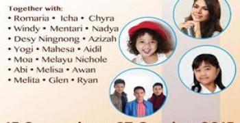 Dancing dan Acting bersama dengan Artis Star Media Nusantara