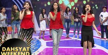 Penampilan 3 Murid Star Harvest Academy Menyanyikan Lagu