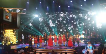 Ibadah Natal MNC Group 2017