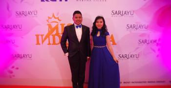 Singers SHA di Malam Puncak Miss Indonesia 2018