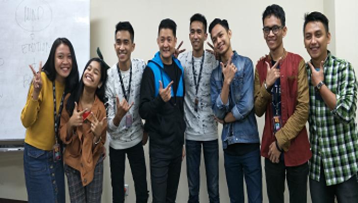 Kelas Character Building KDI 2018
